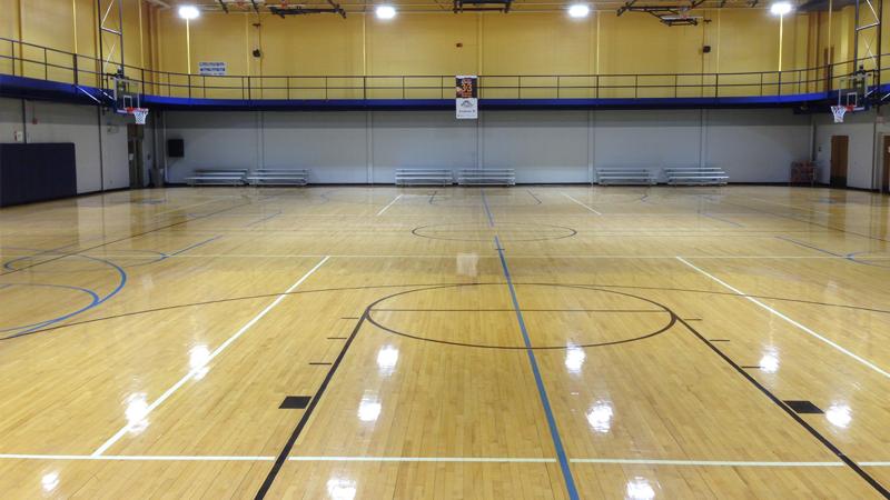 gymnasium gallery