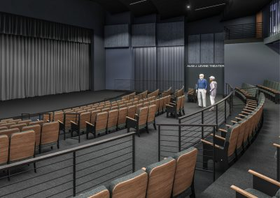Alan J. Levine Theater: Fall 2020