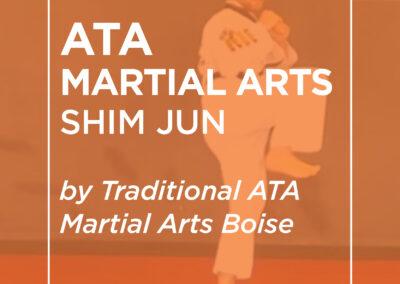 ATA Martial Arts: Shim Jun