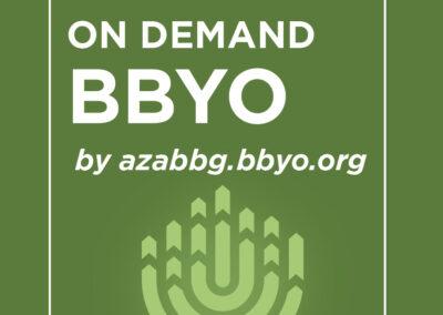 BBYO on Demand