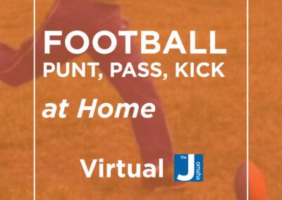 Football: Punt, Pass, Kick