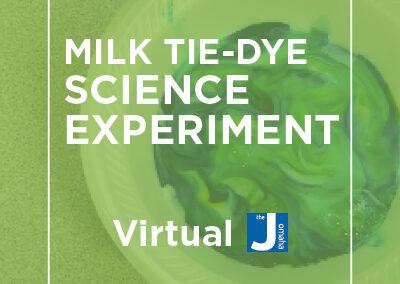 Milk Tie-Dye