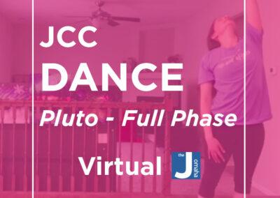 JCC Dance: Pluto – Full Phrase