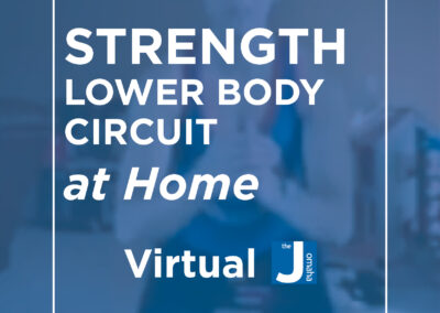 Strength: Lower Body Circuit