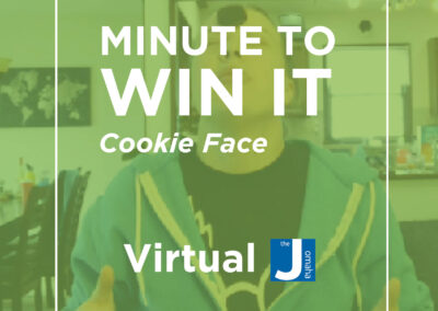 Minute to Win It: Cookie Face