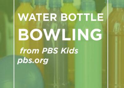 Water Bottle Bowling