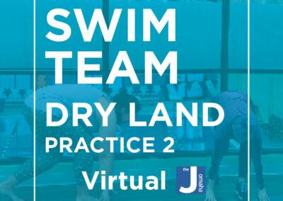 Dry Land Swim Team Practice II