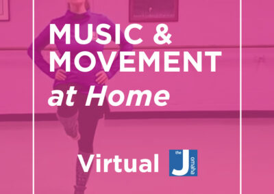 Music & Movement at Home