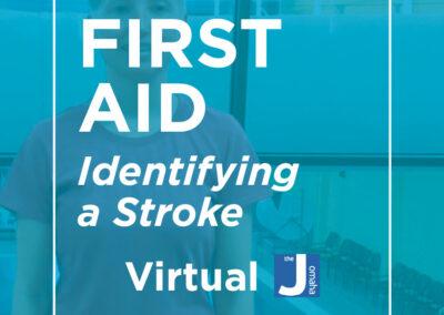 First Aid: Identifying a Stroke