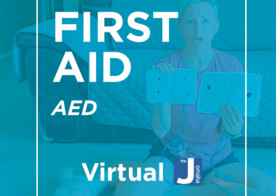 First Aid: AED