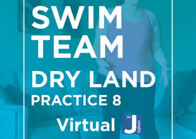Swim Teak: Dry Land Practice #8