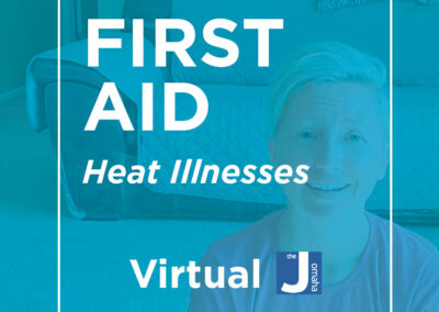First Aid: Heat Related Illness