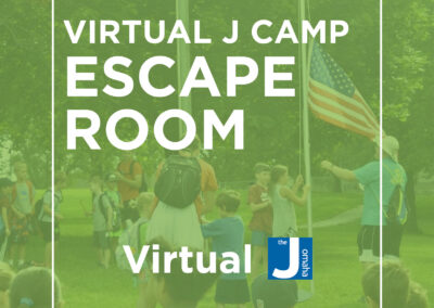 Virtual J Camp Escape Room
