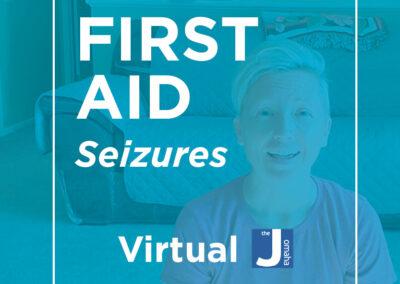 First Aid: Seizures