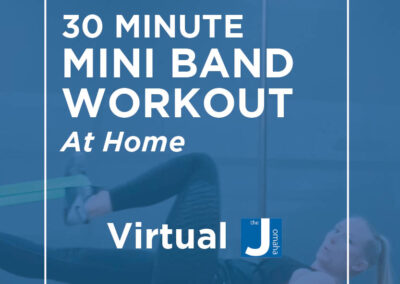 Mini Band Full Body Workout