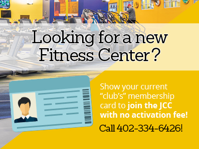 JCC Membership Promo