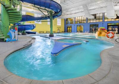 Baker Family Leisure Pool